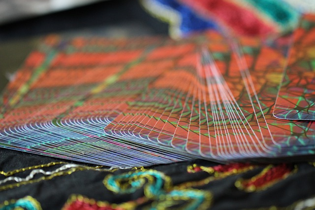 Färger i Tarot